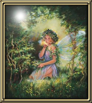 Fairy Kisses by Mary Baxter St Clair
