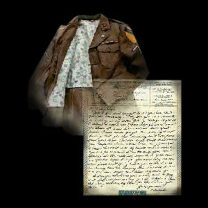 Heart Whispers by Norma Marek ~ Soldiers Last letter Home